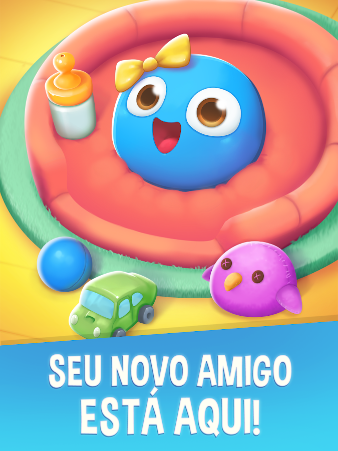My Boo - Jogo do Bichinho Virtual: captura de tela