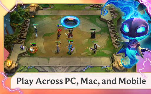 Teamfight Tactics: League of Legends Strategy Game screenshot 17