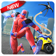 San Andreas Rope Hero : Superhero Games