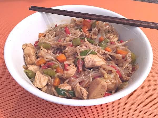 Quick & Easy Chicken Chop Suey Recipe