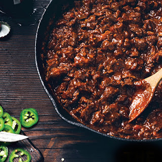 El Real's Chili con Carne