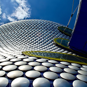 by Kevin Morris - Buildings & Architecture Architectural Detail ( selfridges birmingham )