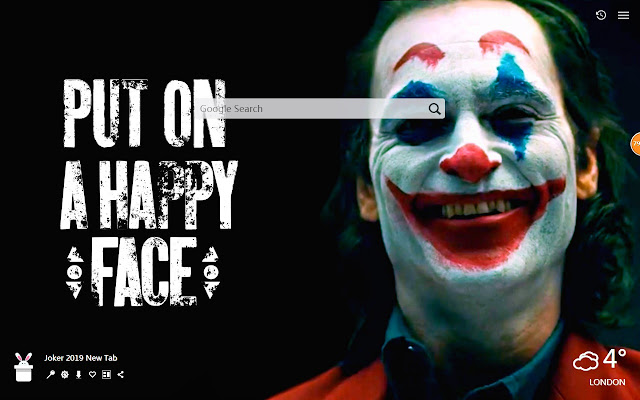 Joker 2019 New Tab Wallpapers Hd