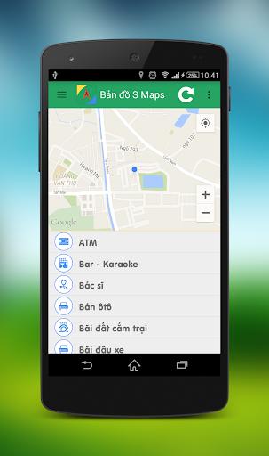 S Maps - Find Smart Places
