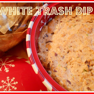 White Trash Dip.