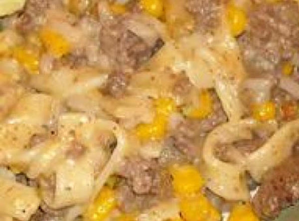 Ground Beef Casserole Recipe