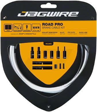 Jagwire Pro Polished Brake Cable Kit Road SRAM/Shimano alternate image 4