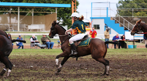 Makayla Elford in action in last year's Coates Hire Junior Test Series. Makayla has been selected to play in that series again at this year's Narrabri carnival. Photo: Kristy Bullen