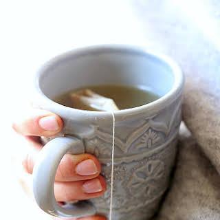 Grandma's Calming Cough Tea.
