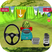 Collect Watermelons by Car