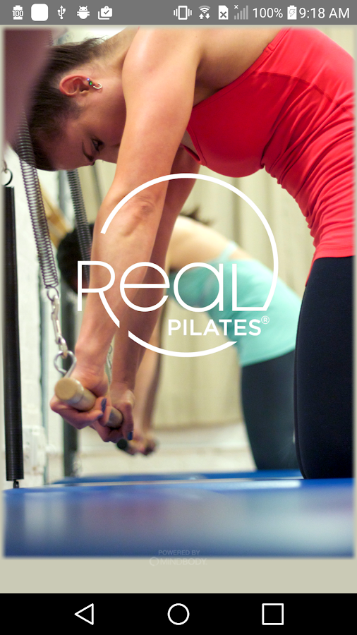 Real Pilates NYC- screenshot