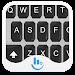 TouchPal Dark Glass Theme Icon