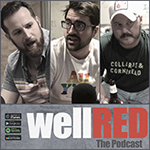 wellRed Podcast Logo