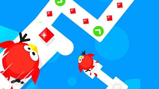 Code Triche Tap Tap Dash – Crazy Jumper Bird APK MOD (Astuce) screenshots 1