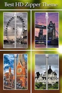 London Zipper Lock screenshot