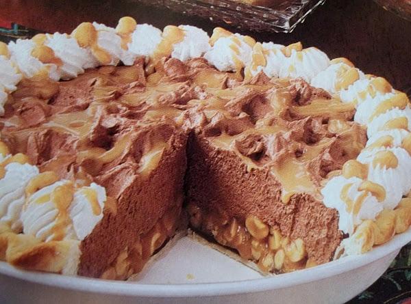 Tin Roof Fudge Pie Recipe