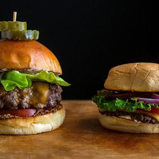 Hamburgers (Tavern Style)