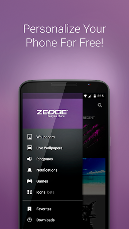 ZEDGE™ Ringtones & Wallpapers 5.18.21 Final (Ad Free) APK