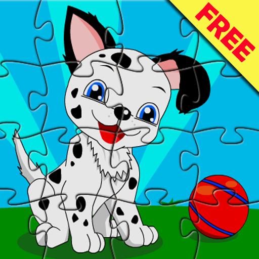 Jigsaw Puzzle Animal Kids