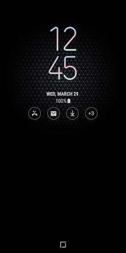[Samsung] Always On Display screenshot 1