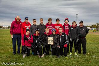 Photo: 3A Boys Champions - North Central Eastern Washington Regional Cross Country Championship  Prints: http://photos.garypaulson.net/p380526276/e4911a89c