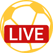 Football TV - Watch soccer live scores and news Icon