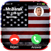 USA Full Screen Caller ID