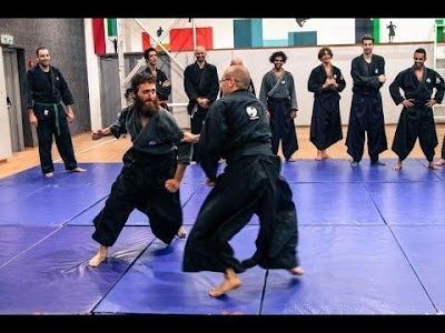 Ninjutsu training screenshot 1