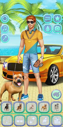 Dream Boyfriend Maker android2mod screenshots 16