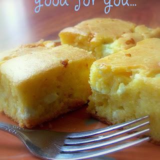 Corn bread with cheese - Projara
