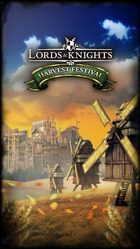 Lords & Knights - Medieval Building Strategy MMO screenshots 1