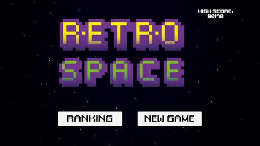 RETRO SPACE 1 screenshots 1