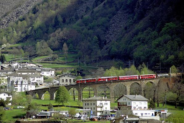 Il trenino rosso di benny48