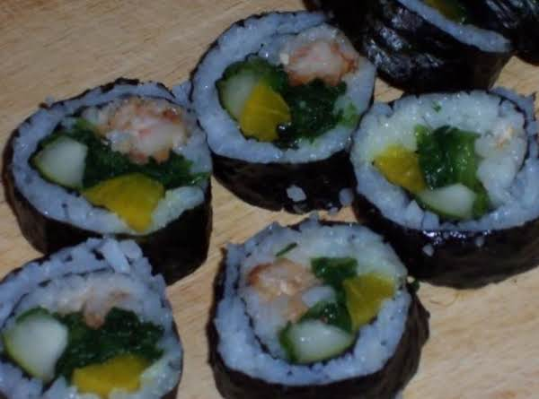 Shrimp Sushi Recipe