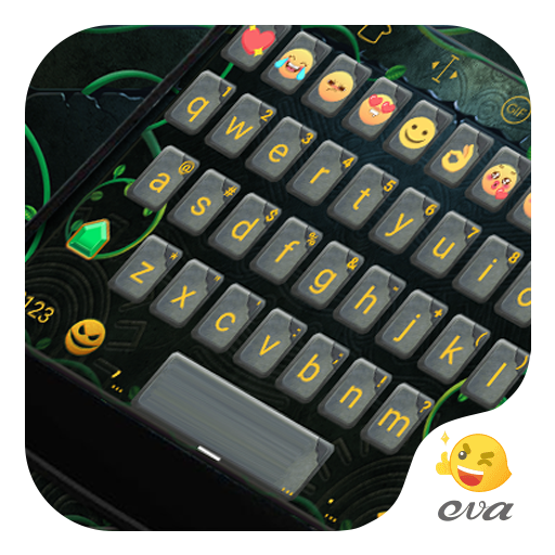 Temple Keyboard -Emoticons&Gif 遊戲 App LOGO-硬是要APP