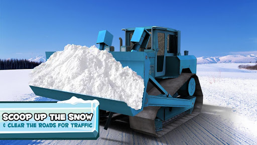 Offroad Snow Plow Truck Driver