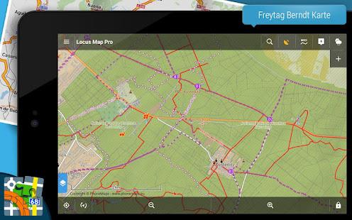 locus map free outdoor gps navigation und karten apps. Black Bedroom Furniture Sets. Home Design Ideas