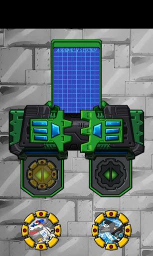 Transform Dino Robot - General Mobilization  screenshots 2