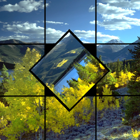 Tap & Turn: Nature Free Picture Puzzle Game