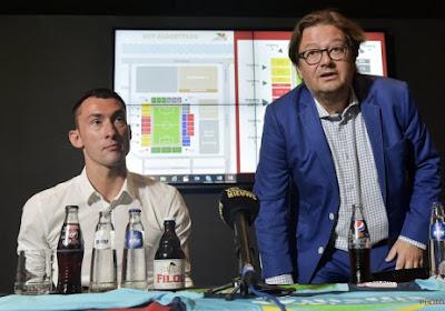 """Ostende n'est pas Anderlecht: """"J'ai déjà prévenu Proto"""""""