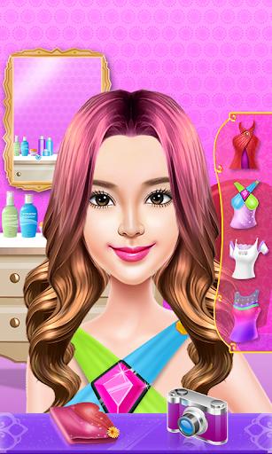 Fashion Hair Salon - Kids Game  screenshots 13