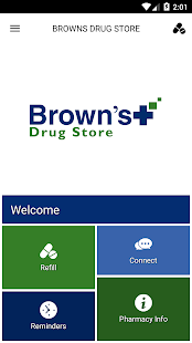 Brown's Drug Store- screenshot thumbnail
