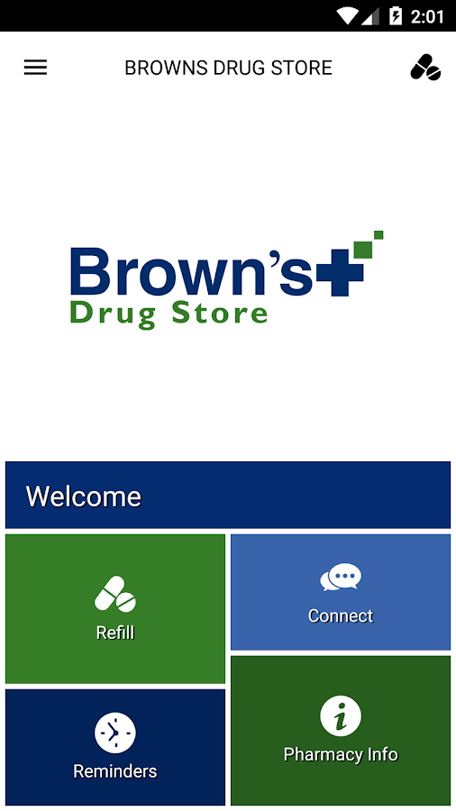 Brown's Drug Store- screenshot