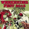 Weekender Fest 2015 icon