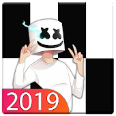 Marshmello Piano Tiles DJ icon