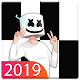 Marshmello Piano Tiles DJ