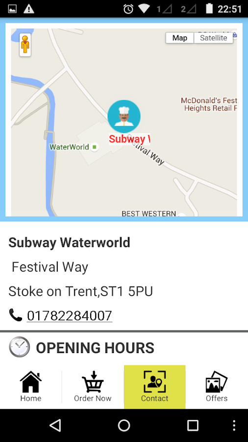 Subway Waterworld- screenshot