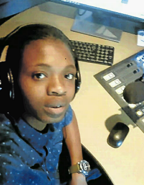 Zimbini Mdolomba, a traditional radio host at the Sajonisi Youth Radio in Port St Johns believes loving what you do is the recipe to doing great thing.