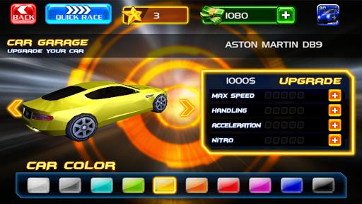 Fiery Asphalt Racing 1.0 screenshots 8