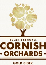 Logo of Cornish Orchards Gold Cider